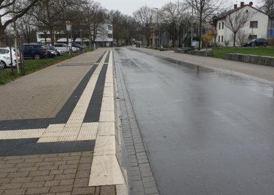 Umgestaltung Vogesenstraße, Offenburg